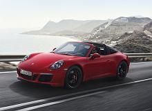 Salon Detroit 2017 | Porsche 911 GTS | Mocniejsze niż poprzednik