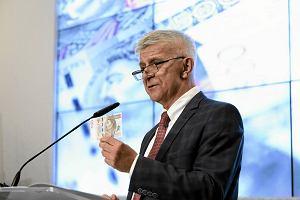 500 zł - NBP pokazał nowy banknot z Janem III Sobieskim i Wilanowem [WIDEO]