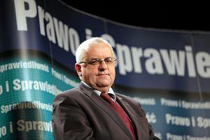 Adam Lipi�ski - minister w KPRM ds. kontakt�w z parlamentem [SK�AD RZ�DU]