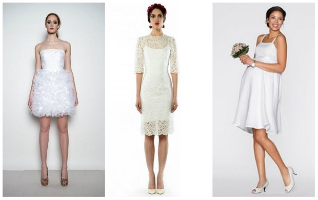 Suknia ślubna Krótka Poradnik Kobiety