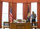 Obama rozmawia z Putinem