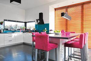 Barek W Kuchni Budowa Projektowanie I Remont Domu Zakladanie