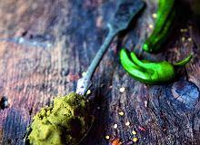 Zielona pasta curry - ugotuj