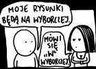 """Andrzejrysuje.pl rysuje dla Wyborcza.pl """"My�licie, �e jest tylko jeden rysownik o imieniu Andrzej? Ot� nie. Jest nas dw�ch"""""""