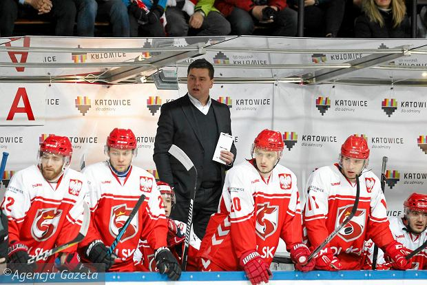Jacek Płachta podczas turnieju w Katowicach