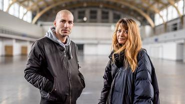 Jan Czapliński i Aneta Groszyńska