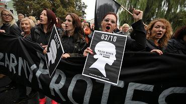 Czarny Protest w Radomiu, 3 października 2016