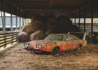 Znaleziony w stodole Dodge Charger Daytona trafi pod młotek
