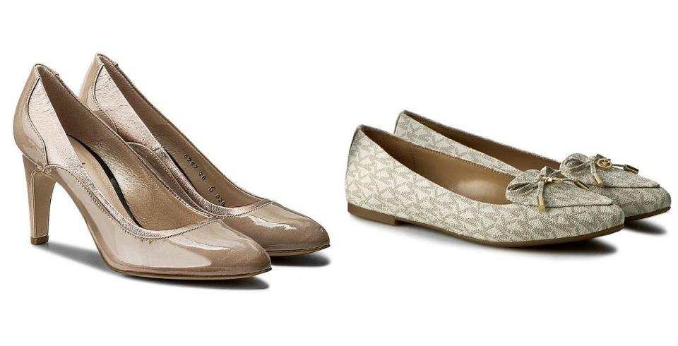 buty z wyprzedaży