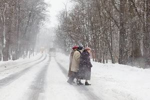 Trudne warunki na drogach. Zw�aszcza na krajowej �semce