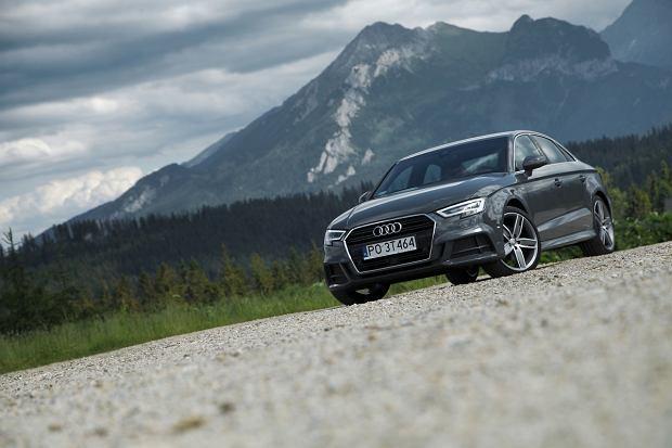 Audi A3 2.0 TDI Limousine | Pierwsza jazda | Techniczna aktualizacja