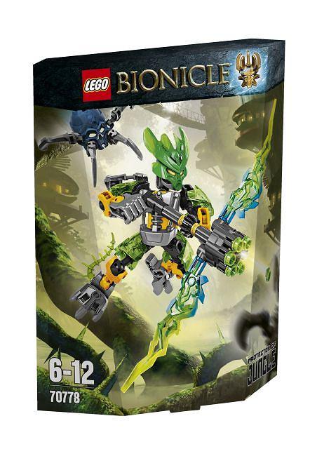 LEGO BIONICLE ! Już w lutym 13 nowych zestawów z tej serii