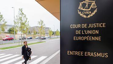 Trybunał Sprawiedliwości UE w Luksemburgu