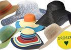 Elegancko na plaży - kapelusze z szerokim rondem