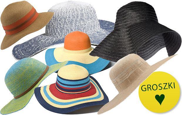 Elegancko na pla�y - kapelusze z szerokim rondem