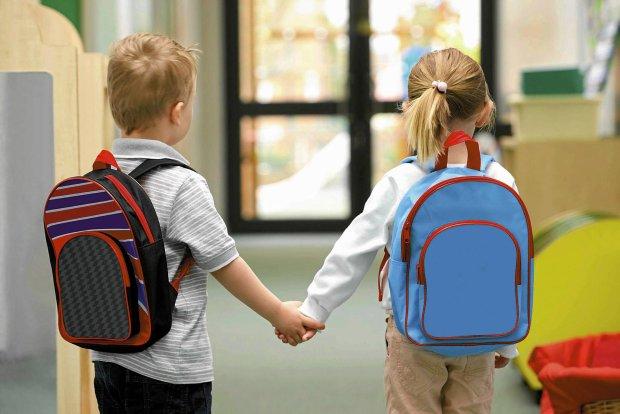 Pierwsze tygodnie w przedszkolu