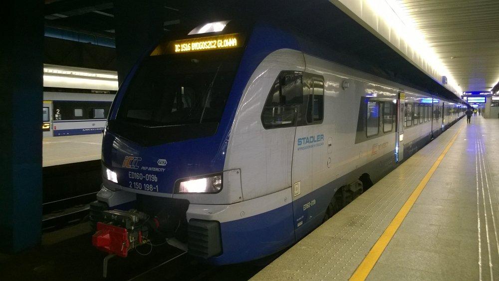 flirt dla pkp intercity warszawa