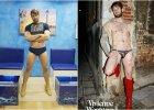 Gwiazda gejowskiego porno w kampanii Vivienne Westwood. Zdjęcia, rzecz jasna, odważne