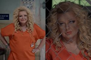 Magda Gessler reklamuje 'Orange Is The New Black'