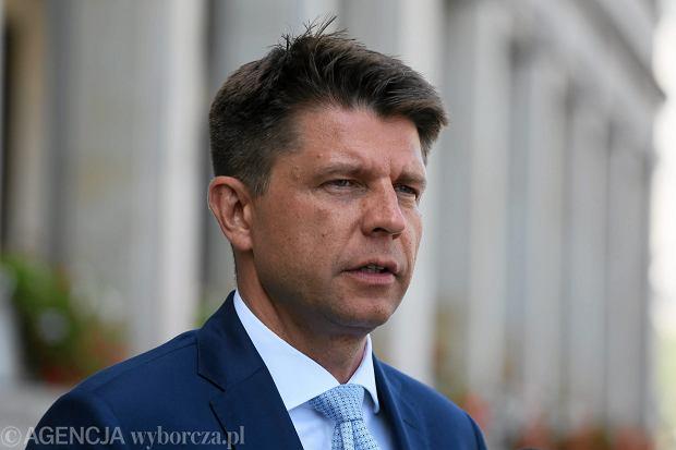 Ryszard Petru: Bierzemy pod uwag� przyspieszone wybory w Warszawie