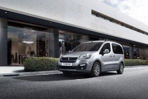 Odnowiony Peugeot Partner | Debiut w Afryce