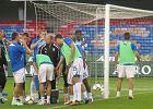 Zobacz jak Lech Pozna� trenowa� na stadionie narodowym Rasunda [ZDJ�CIA]