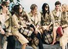 Trencz w stylu Burberry - idealny płaszcz na wiosnę