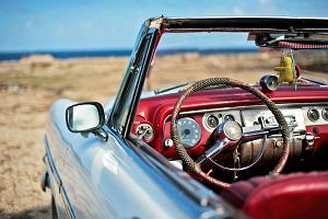 Kuba. Starych samochodów czar