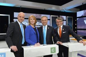 Szwedzkie partie licytuj� si�, kt�ra bardziej podniesie podatki