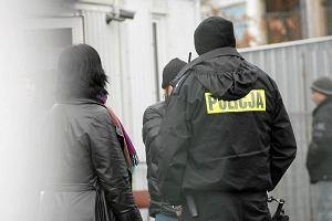 Policjant �miertelnie postrzeli� si� na komendzie w Nowym Mie�cie Lubawskim