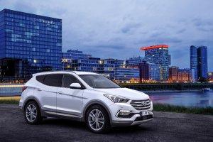 Salon Frankfurt 2015 | Hyundai Santa Fe | Nowe technologie