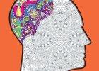 """""""Kolorowy detoks głowy"""" [FRAGMENTY KSIĄŻKI I KOLOROWANKI DO ĆWICZEŃ]"""