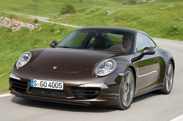 Porsche jako pomoc drogowa