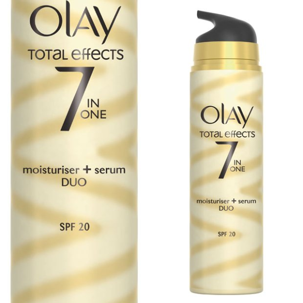 Nowy OLAY Total Effects DUO