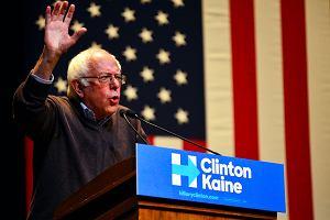 Bernie Sanders wydaje poradnik dla nastoletnich rewolucjonistów