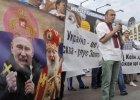 """Nacjonali�ci ze Swobody pobili prezesa telewizji. """"Jeste� na us�ugach Moskwy"""""""