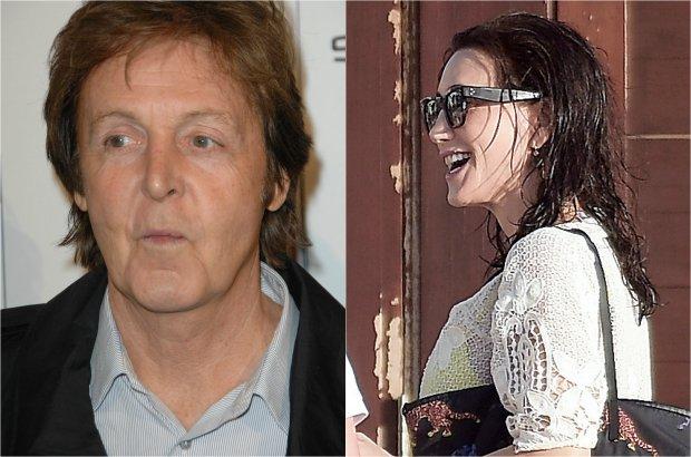 Paul McCartney w towarzystwie swojej pięknej małżonki, Nancy Shevell, młodnieje! Zobaczcie, jak para wygląda na luksusowych wakacjach.
