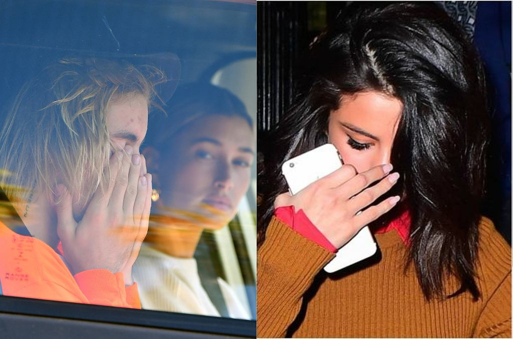 Justin Bieber i Hailey Baldwin / Selena Gomez