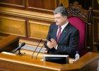 Petro Poroszenko mo�e rozwi�za� parlament w przysz�ym tygodniu. Mija termin utworzenia koalicji