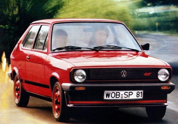 Volkswagen Polo GT z 1979