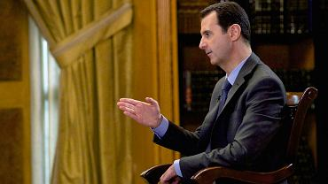 Odejście prezydenta Baszara al-Asada było dotąd stawianym przez Amerykanów warunkiem jakiegokolwiek porozumienia. Dziś jego pozostanie na stanowisku jest szansą na dyplomatyczne rozwiązanie konfliktu w Syrii