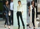 Z szafy Victorii Beckham - ubierz si� jak ikona stylu