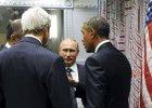 """Ameryka�skie media: """"Nowa era rywalizacji mi�dzy Rosj� a USA"""". Syryjski pat"""