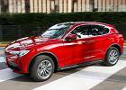 Alfa Romeo Stelvio   Wyciekają zdjęcia bazowej wersji