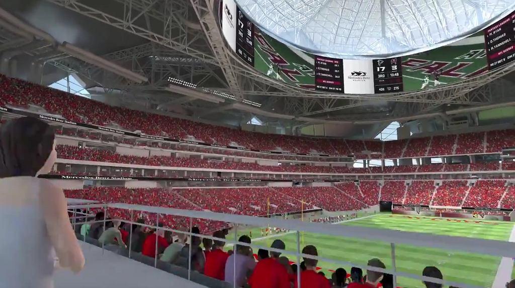 Mercedes benz stadium najpi kniejszy i for Mercedes benz stadium event schedule