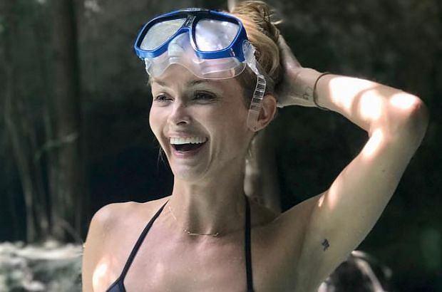 Izabella Scorupco wypoczywa na wakacjach w Meksyku. Zdjęcie w samym bikini zebrało mnóstwo komentarzy. Wcale się nie dziwimy zachwytom fanów!