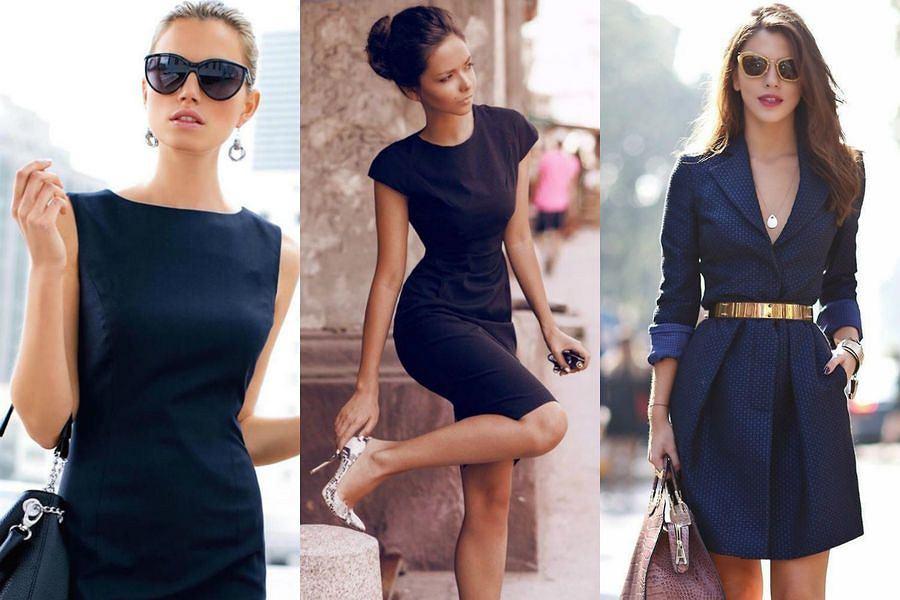37e1f591cd Sukienki do pracy w inspirujących zestawach na wiosnę