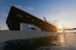 Co zbudujemy na Łasztowni? Jedyne takie centrum wiedzy o morzu, żeglarzach i stoczniach. Są już konkretne szczegóły [WIZUALIZACJE]