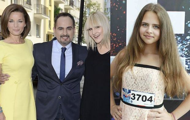 Ma�gorzata Foremniak, Augustin Egurrola, Agnieszka Chyli�ska, Kinga Zdybel.