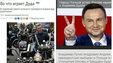 Jak Rosja ocenia Dud�? Minus za Smole�sk i Lecha Kaczy�skiego. A plus?